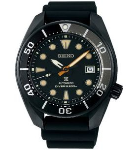 Seiko Sumo SPB125J1 Black Series Limited Edition