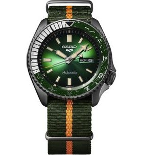 Seiko 5 Sports Rock Lee Limited Edition SRPF73K1
