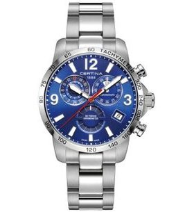 Certina DS Podium GMT Chronograph C034.654.11.047.00