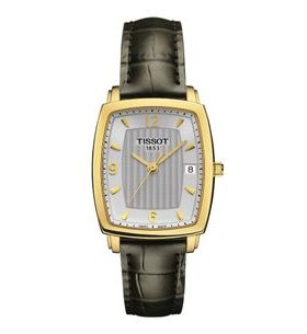 Tissot Sculpture Line 18K Gold T71.3.333.64