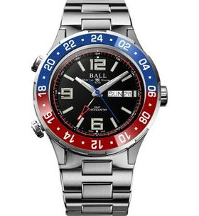 Ball Roadmaster Marine GMT COSC Limited Edition DG3030B-S4C-BK