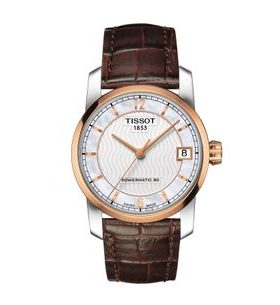 Tissot Titanium Automatic Ladies T087.207.56.117.00