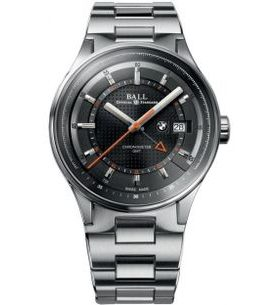 Ball Engineer II BMW GMT COSC GM3010C-SCJ-BK