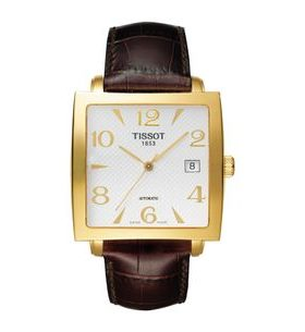 Tissot Sculpture Line 18K Gold T71.3.632.34