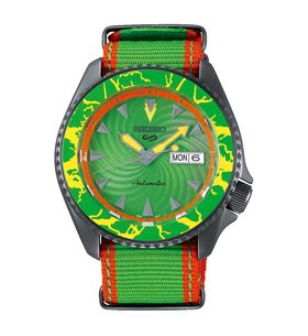 Seiko 5 Sports SRPF23K1 BLANKA Street Fighter Limited Edition