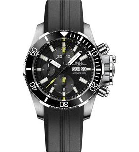 Ball Engineer Hydrocarbon Submarine Warfare Ceramic Chronograph DC2236A-PJ-BK