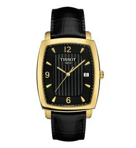 Tissot Sculpture Line 18K Gold T71.3.622.54