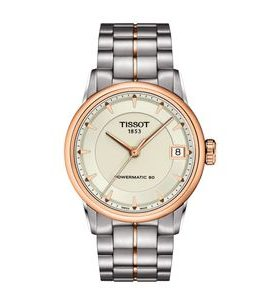 Tissot Luxury Automatic Lady T086.207.22.261.01