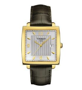 Tissot Sculpture Line 18K Gold T71.3.623.64