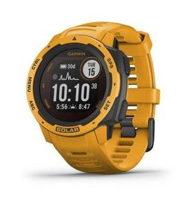 Garmin Instinct Solar Yellow Optic 010-02293-09