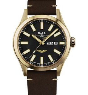 Ball Engineer III Marvelight Bronze Star NM2186C-L4J-BK