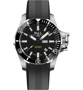 Ball Engineer Hydrocarbon Submarine Warfare Ceramic COSC DM2236A-PCJ-BK