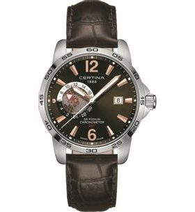 Certina DS Podium GMT C034.455.16.087.01