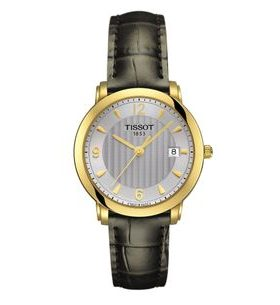 Tissot Sculpture Line 18K Gold T71.3.134.64