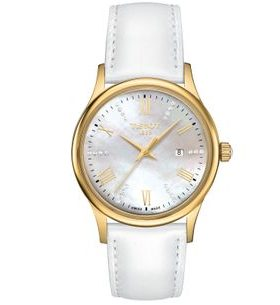 Tissot Rose Dream Lady 18K Gold T914.210.46.116.01