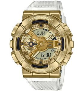 Casio G-Shock GM-110SG-9AER Skeleton Gold Series