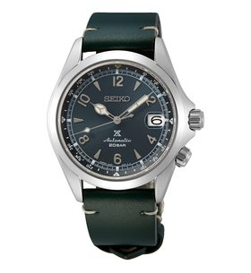 Seiko Alpinist SPB199J1 Limited Edition Mountain Glacier