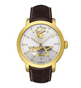 Tissot Sculpture Line 18K Gold T71.3.471.33