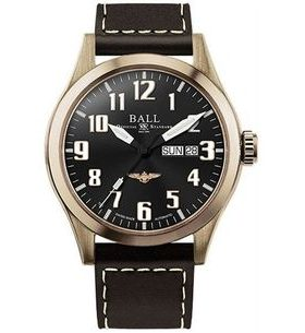 Ball Engineer III Bronze Star Limited Edition NM2186C-L1J-BK