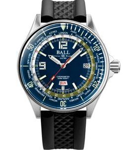 Ball Engineer Master II Diver Worldtime Limited Edition COSC DG2232A-PC-BE