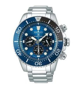 Seiko SSC741P1 - Special Edition Save the Ocean