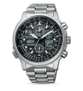 Citizen Promaster Pilot Global Radio Controlled JY8020-52E