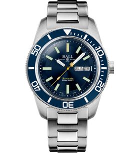 Ball Engineer Master II Skindiver Heritage COSC DM3308A-S1C-BE