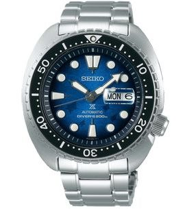 Seiko SRPE39K1 - Special Edition Save the Ocean