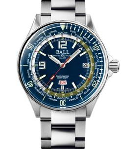 Ball Engineer Master II Diver Worldtime Limited Edition COSC DG2232A-SC-BE