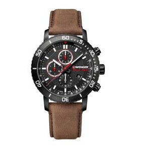 Wenger Roadster Black Night Chrono 01.1843.107