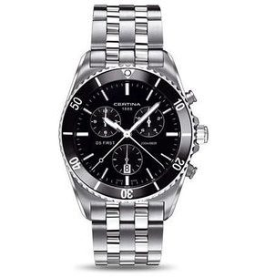 Certina DS First Ceramic Chronograph C014.417.11.051.00