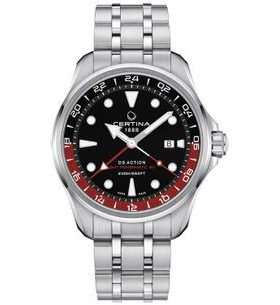 Certina DS Action GMT Powermatic 80 C032.429.11.051.00