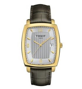 Tissot Sculpture Line 18K Gold T71.3.622.64