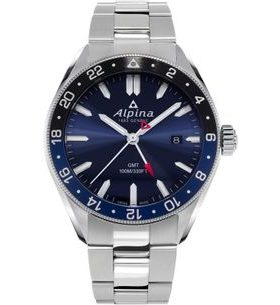 Alpina Alpiner Quartz GMT AL-247NB4E6B