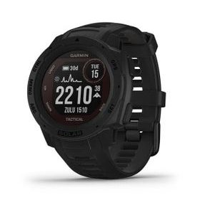 Garmin Instinct Solar Tactical Black Optic 010-02293-03