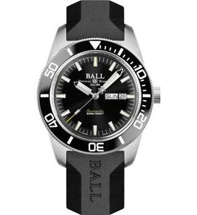 Ball Engineer Master II Skindiver Heritage COSC DM3308A-PC-BK