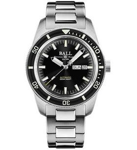 Ball Engineer II Skindiver Heritage Limited Edition DM3208B-S1-BK