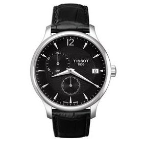 Tissot Tradition Quartz GMT T063.639.16.057.00