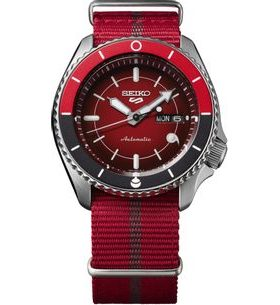Seiko 5 Sports Sarada Uchiha Limited Edition SRPF67K1