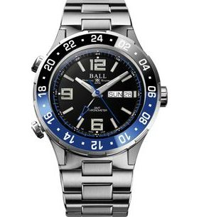 Ball Roadmaster Marine GMT COSC Limited Edition DG3030B-S1CJ-BK
