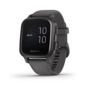 Garmin Venu Sq, Slate/Gray Band 010-02427-10