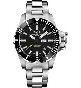 Ball Engineer Hydrocarbon Submarine Warfare Ceramic COSC DM2236A-SCJ-BK