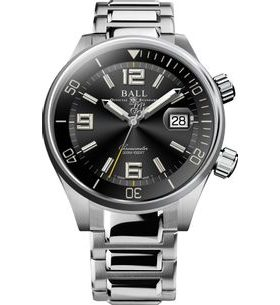 Ball Engineer Master II Diver Chronometer COSC DM2280A-S2C-BK