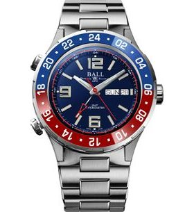 Ball Roadmaster Marine GMT COSC Limited Edition DG3030B-S4C-BE