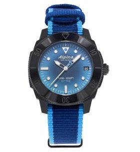 Alpina Seastrong Diver Gyre Ladies Limited Edition AL-525LNSB3VG6