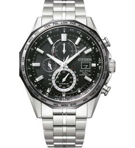 Citizen Radio Controlled Super Titanium AT8218-81E