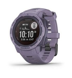 Garmin Instinct Solar Orchid Optic 010-02293-02