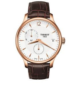 Tissot Tradition Quartz GMT T063.639.36.037.00
