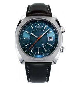 Alpina Startimer Pilot Heritage Automatic GMT AL-555N4H6
