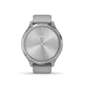 Garmin vivomove3 Sport, Silver/Gray Band 010-02239-20